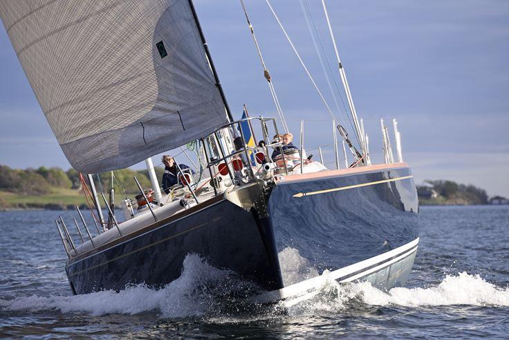 Sailing yacht CAPERCAILLIE - Nautor's Swan 77
